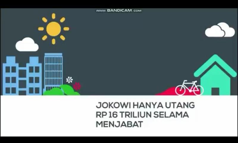 Pendukung Jokowi Diduga Sebar Hoaks Tentang Utang Pemerintah