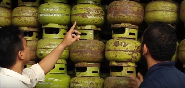 Subsidi LPG 3 Kg Diusulkan Masuk ke Kartu Keluarga Sejahtera