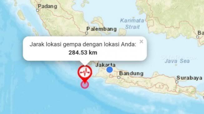 Gempa Banten, Ini Sejumlah Wilayah Yang Berpotensi Tsunami