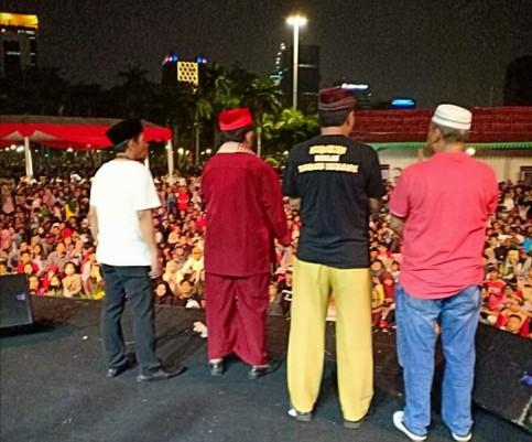 Rahmat HS Prediksi Pengunjung Lebaran Betawi Tembus 1 Juta