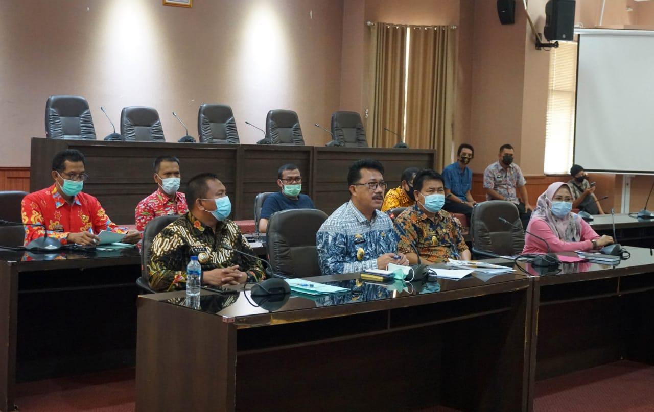 Pemkab Lampung Selatan Dukung Penuh Pengembangan Kawasan Bakauheni Harbour City