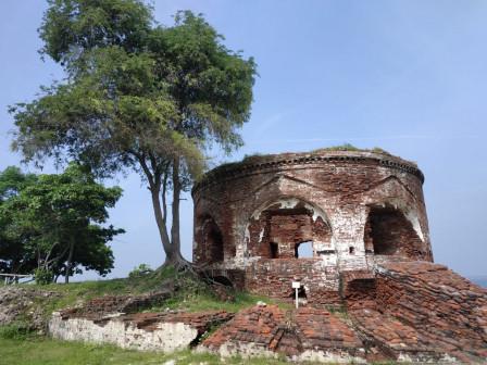 Taman Arkeologi Onrust Tetap Dibuka dengan Penerapan Prokes