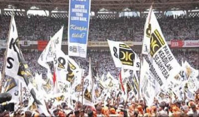 PKS Optimis Hadapi Hari Pencoblosan Besok