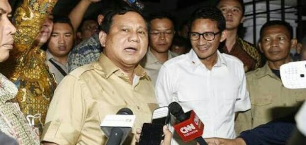 Mundur dari 3 Posisi, SGY: Sandi Yakin Bersama Prabowo Menangi Pilpres 2019