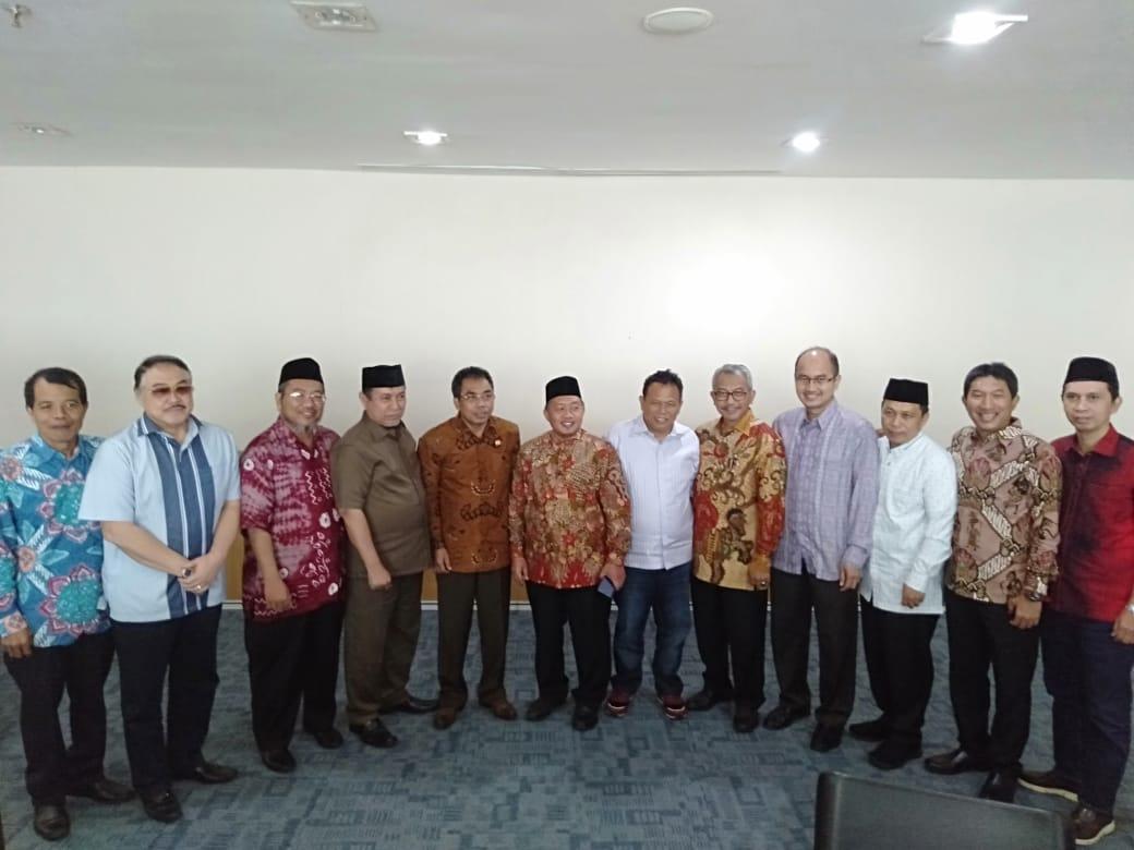 Ini Tanggapan Fraksi PDIP Soal Silaturahim Cawagub PKS