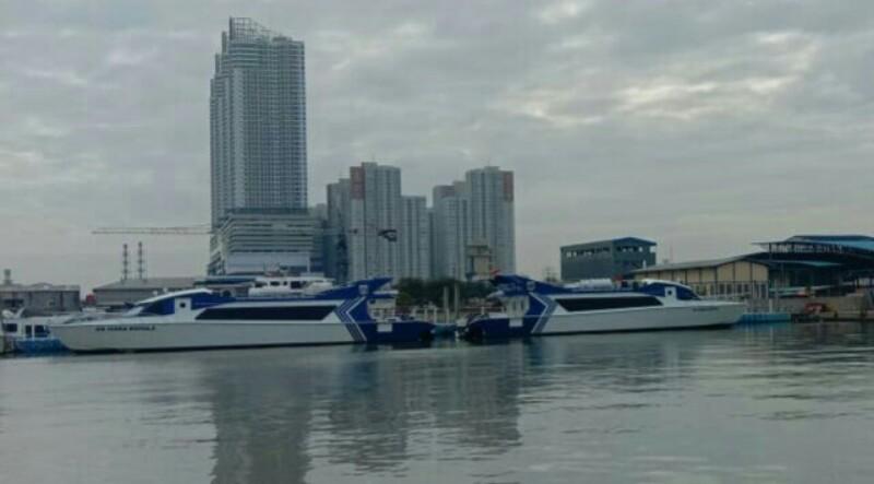 Dishub Akan Operasikan 6 Kapal Untuk Layani Transportasi di Kepulauan Seribu
