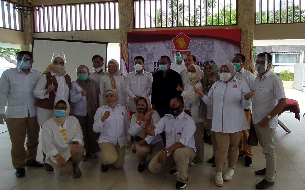 Terpilih Jadi Ketua DPD Gerindra Jakarta, Ariza: Lebih Gampang Jadi Wagub