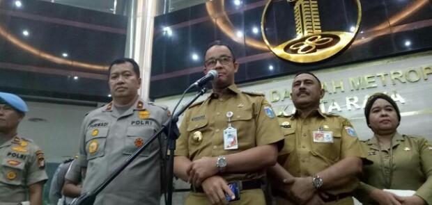 Libur Lebaran 1439H, Jakarta Nihil Kasus Rumsong dan Kebakaran