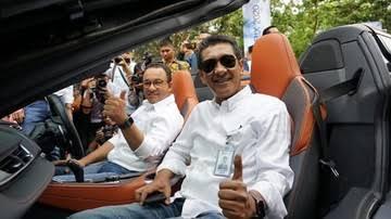 Jabar Wajibkan Mobil Listrik Untuk Kedinasan, DKI Kapan?