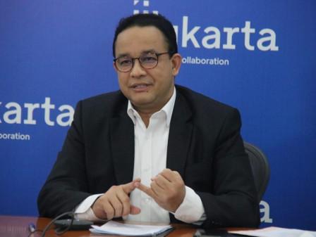 Jadi Pembicara di Zero Carbon International Forum, Gubernur Anies Paparkan Terobosan Jakarta Sebagai Kota Berketahanan