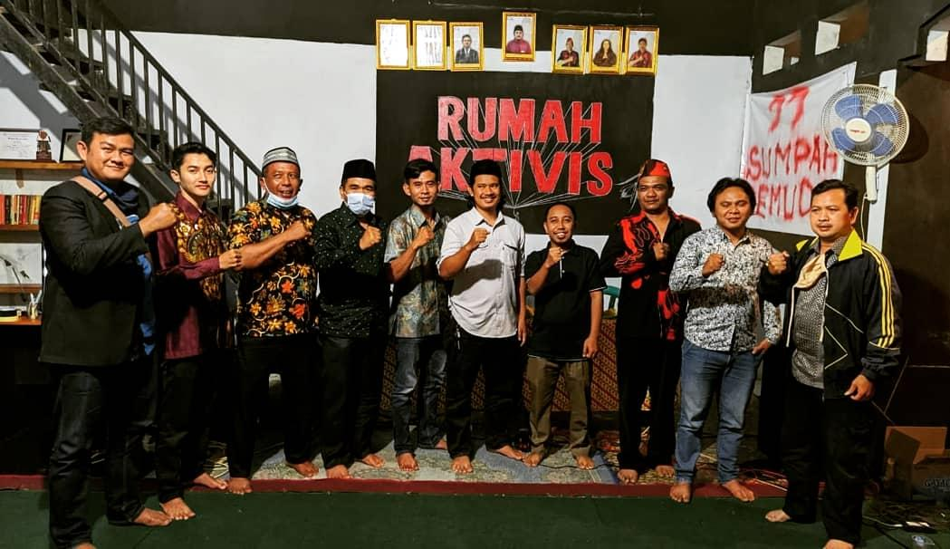 Hari Pahlawan, Dari Kader Tunas Hingga Stafsus Jokowi Ngobrol Gerakan Di Rumah Aktivis Tasikmalaya