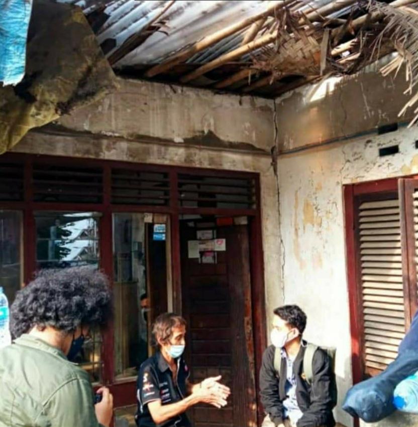 Bazis DKI Bedah 44 Rumah Tak Layak Huni