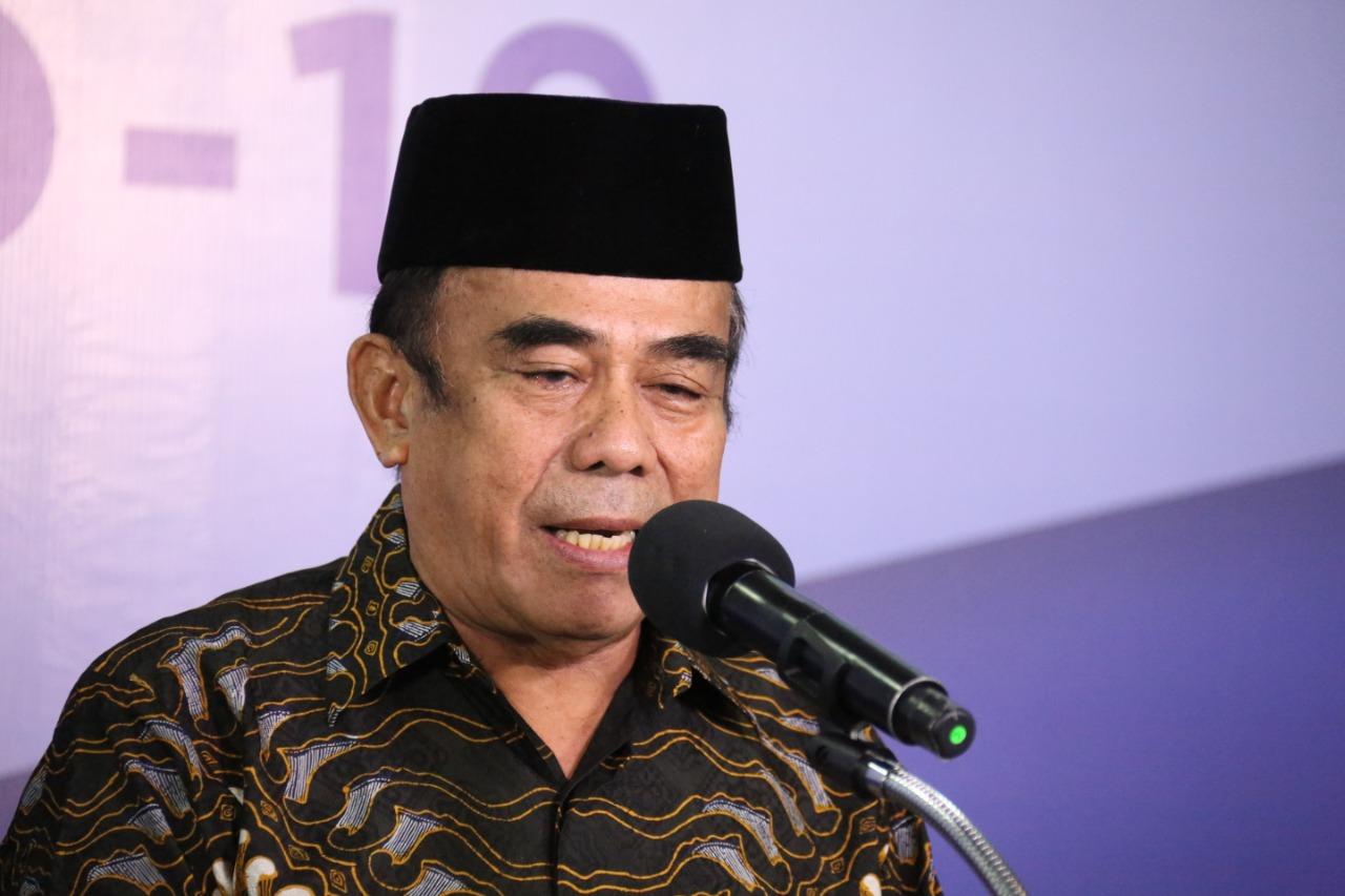 Menteri Agama Ingatkan Pengurban Untuk Prioritaskan Masyarakat Terdampak Covid-19