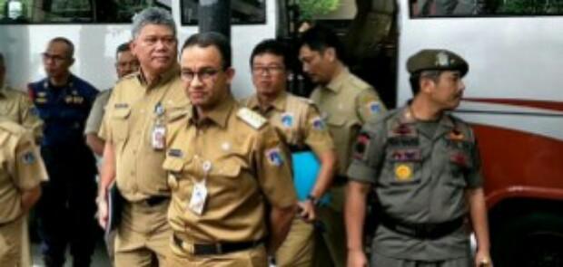 Anies Tak Mau Bicara Soal Pencapresan