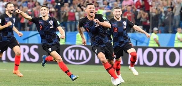 PREV SEMIFINAL PIALA DUNIA: Inggris Vs Kroasia