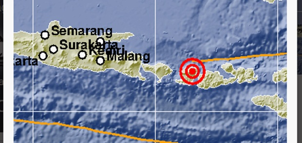Mau Shalat Subuh, Warga Lombok Diguncang Gempa 5,3 SR