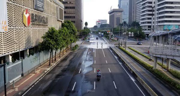 Update Corona di DKI : Pasien Positif 5.922 Orang, Sunter Agung Tertinggi