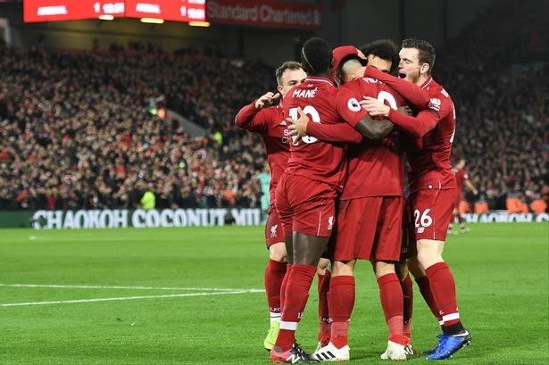 Ditahan Imbang West Ham, Liverpool Gagal Menjauh Dari Mancity