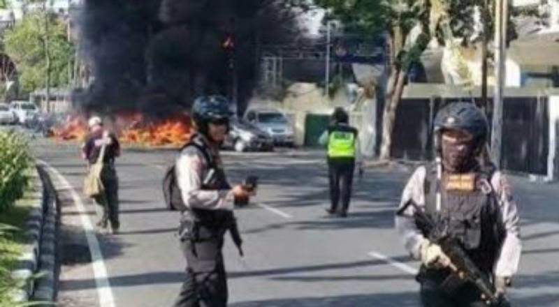 2 Akun Cuitkan Bakal Ada Serangan Teroris di Solo, Benarkah?