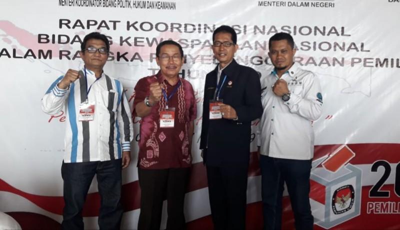 Rico Nyatakan Siap Pimpin Asosiasi FKDM Indonesia