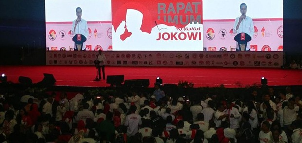 Dinilai Provokasi Pendukung, DPR Diminta Panggil Jokowi