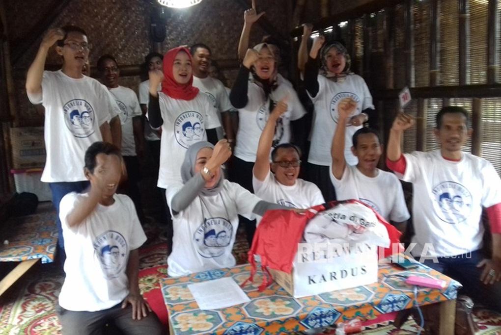 30 Pengurus Projo Bogor Tinggalkan Jokowi, Dukung Prabowo-Sandi