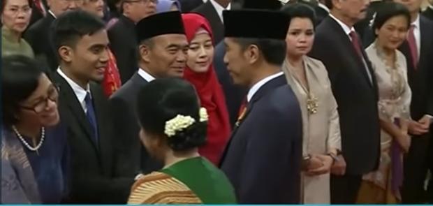 Perombakan Kabinet Sudah Jadi Isu Mingguan di Istana