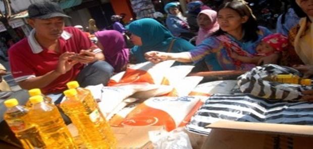 2017, Food Station Gelar Pasar Murah di 70 Kelurahan