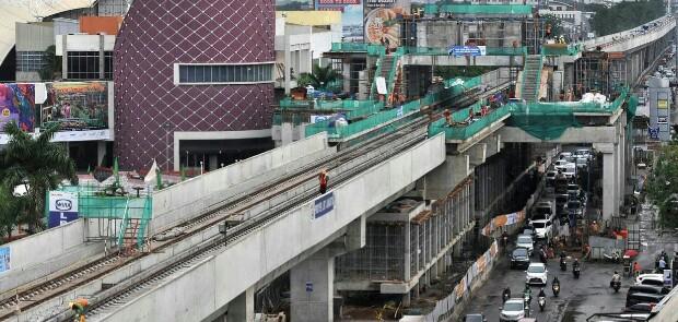 SGY: Sering Kunker, DPRD DKI Gagal Awasi Proyek LRT