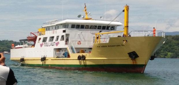 KM Sanus Tak Mampu Dongkrak Pariwisata Kepulauan Seribu Secara Siginifikan
