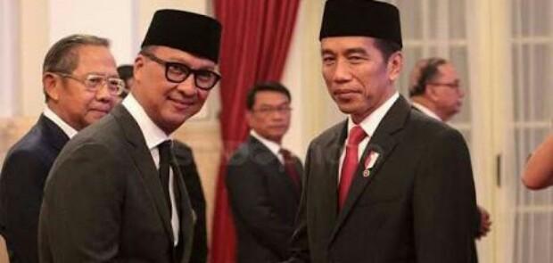 Terkait Pelantikan Mensos Baru, Jokowi Dibully Warganet