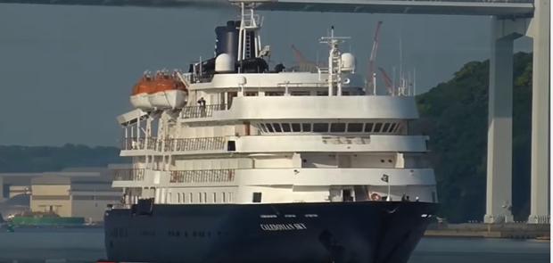 Pemilik kapal pesiar MV Caledonian Sky Siap Ganti Rugi