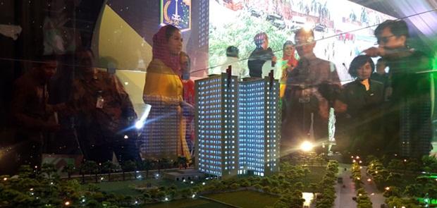Rumah DP 0 Rupiah Diminati Warga Penghuni Rusunami