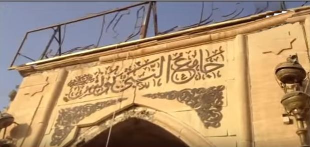 Perbuatan ISIS Menguak Istana Kuno di Bawah Makam Nabi Yunus
