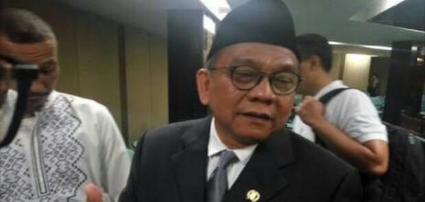 Soal Wagub DKI, Taufik Disarankan Fokus Persiapkan Diri Jadi Ketua DPRD
