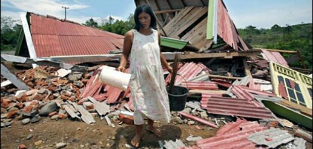 NTB Masih Terus Diguncang Gempa Besar, Korban Tewas 386 Orang