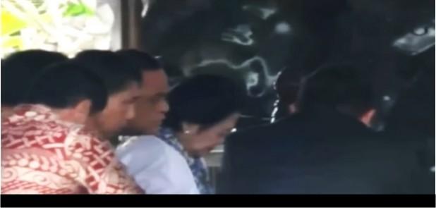 Megawati, Djarot, Budi Gunawan dan Syafrudin Ziarah ke Makam Bung Karno