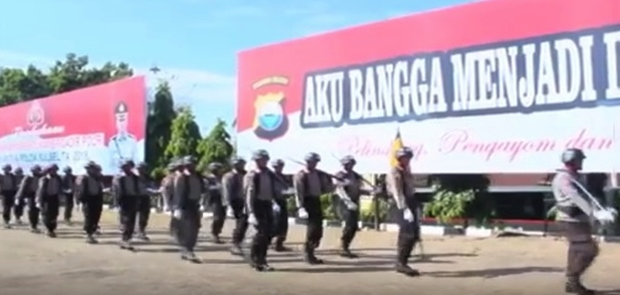 Pungli Perekrutan di Polda Sumatra Selatan ditindaklanjuti