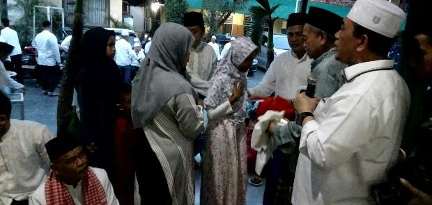 Malam ke-27 Ramadhan, YPI As Sa'dah Gelar Khotmul Qur'an dan Santuni 270 Anak Yatim