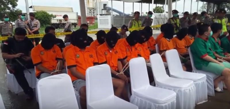 Modus Pembesuk Tahanan Selundupkan Narkotika ke Rutan Polda Metro Jaya
