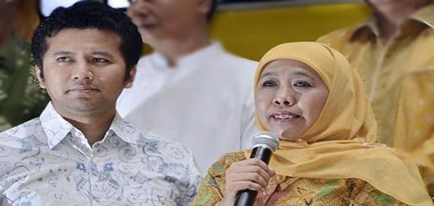 Partai Hanura Deklarasi Dukung Khofifah-Emil Pilgub Jatim 2018