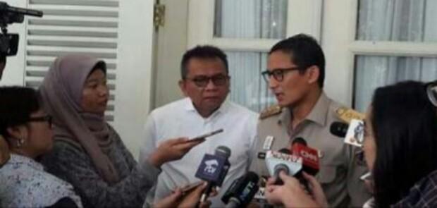 Polemik Perebutan Kursi Wagub DKI Akan Diselesaikan di DPP PKS dan Gerindra