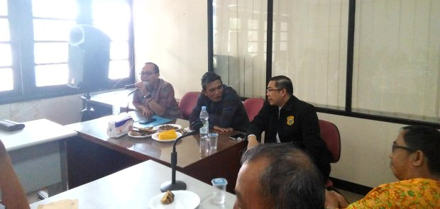 """Jelang Pelantikan Anies-Sandi, Kabinda:  FKDM Bantu """"Hitam Putihkan"""" Situasi Jakarta"""