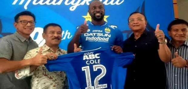 Persib  Bandung Rekrut Mantan Striker Timnas Inggris
