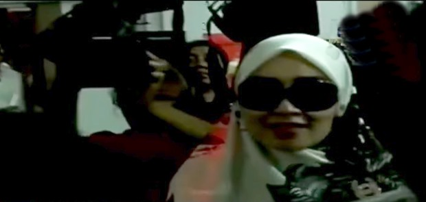Firza Husein Datangi Polda Metro Jaya