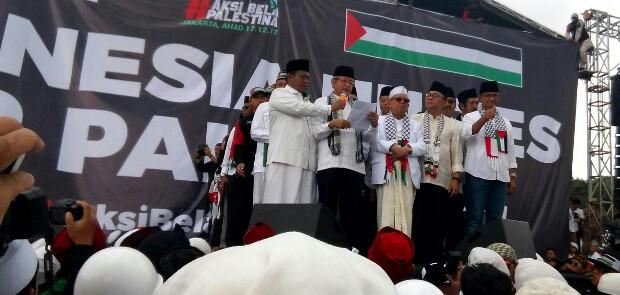 Bela Palestina, Ini Petisi MUI untuk Donald Trump