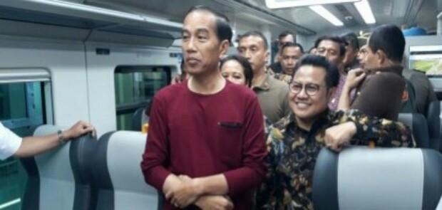 Usai Diresmikan Jokowi, Tarif Kereta Bandara Soetta Langsung Naik Rp. 70.000