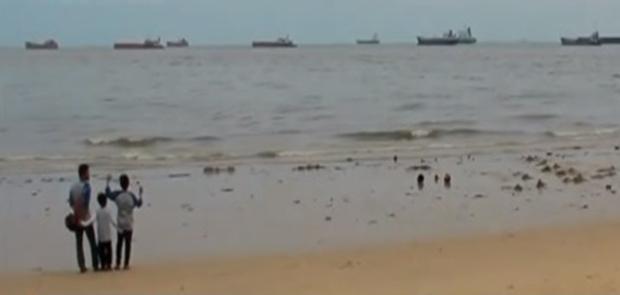 7.000 Hektar Laut di Balikpapan Tercemar Akibat Pipa Minyak Bocor
