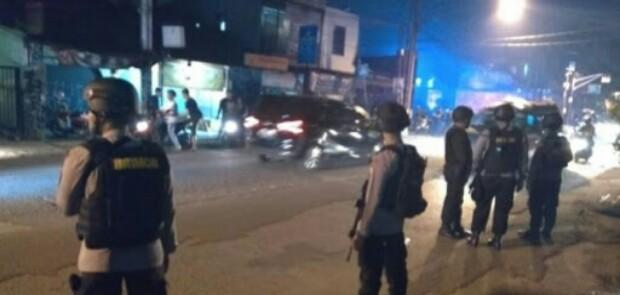 Kerusuhan di Rutan Mako Brimob Tewaskan 6 Orang