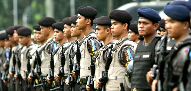 Polri Akan Buka Lowongan 10 Ribu Polisi padaMaret 2018